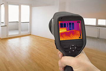 Residential Infrared Thermography