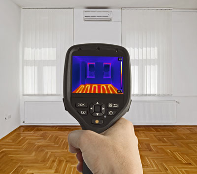Catawba Island Home Inspections FREE thermal imaging