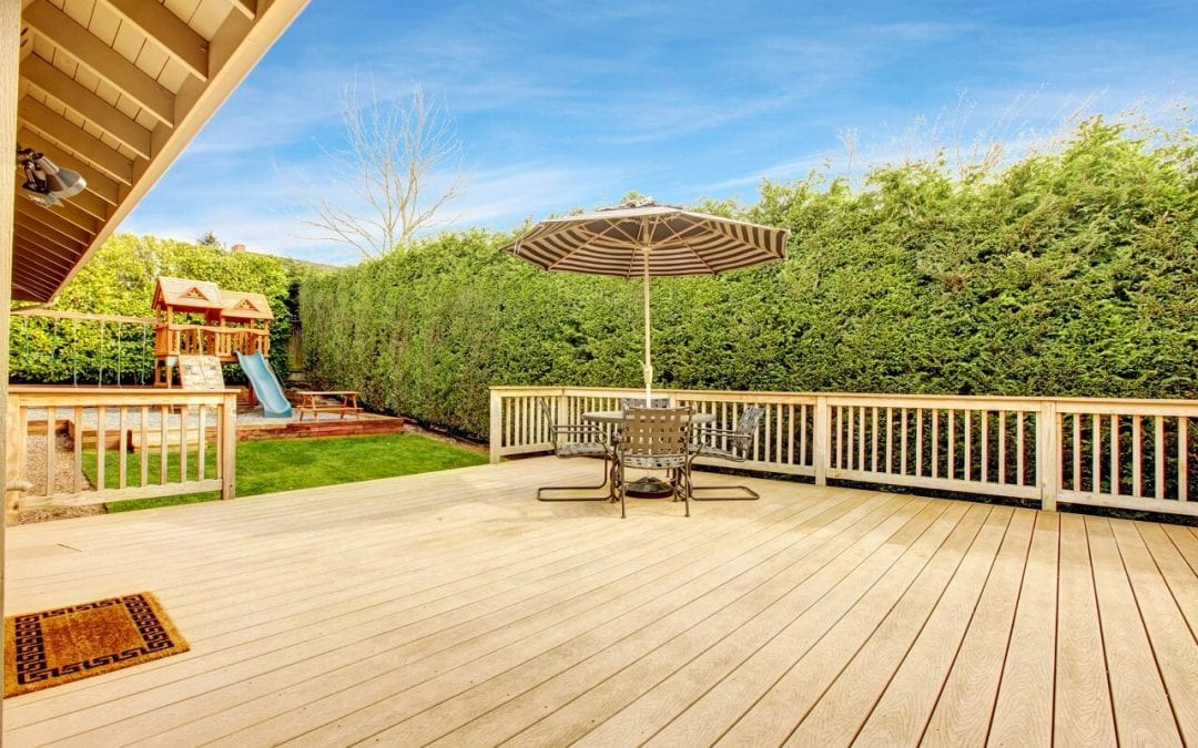 4 Tips to Improve Deck Safety