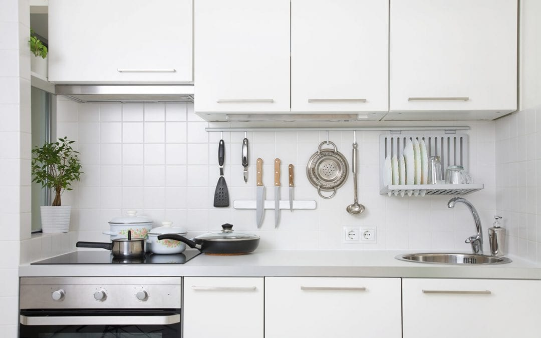 ideas for saving space in a small kitchen